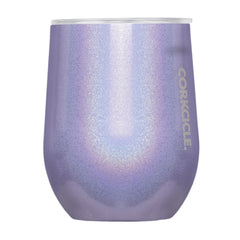 Stemless Cup Sparkle Pixie Dust
