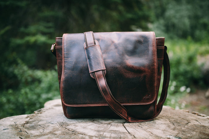 Kodiak Leather Kasilof 16