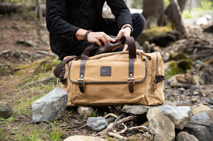 25L Denali Canvas Duffel