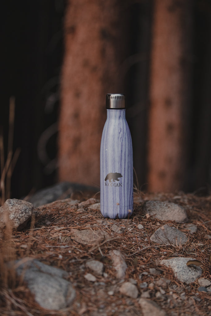 17 oz. Stainless Steel Kodiak Water Bottle
