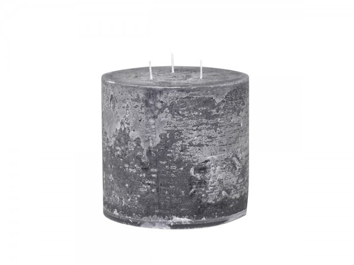 Pillar Candle Coal