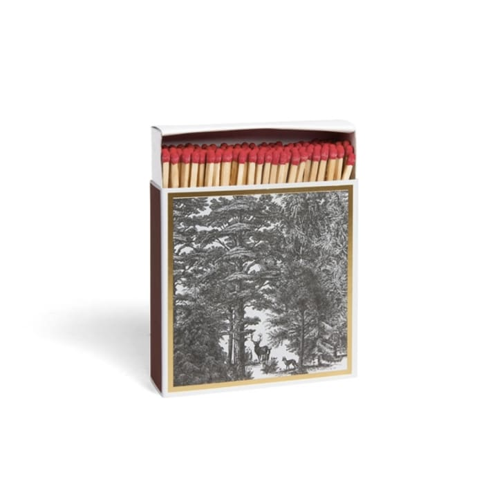 Box Of Matches Enchanted Forest