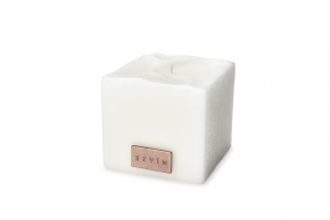 Porcelain White Scented Candle
