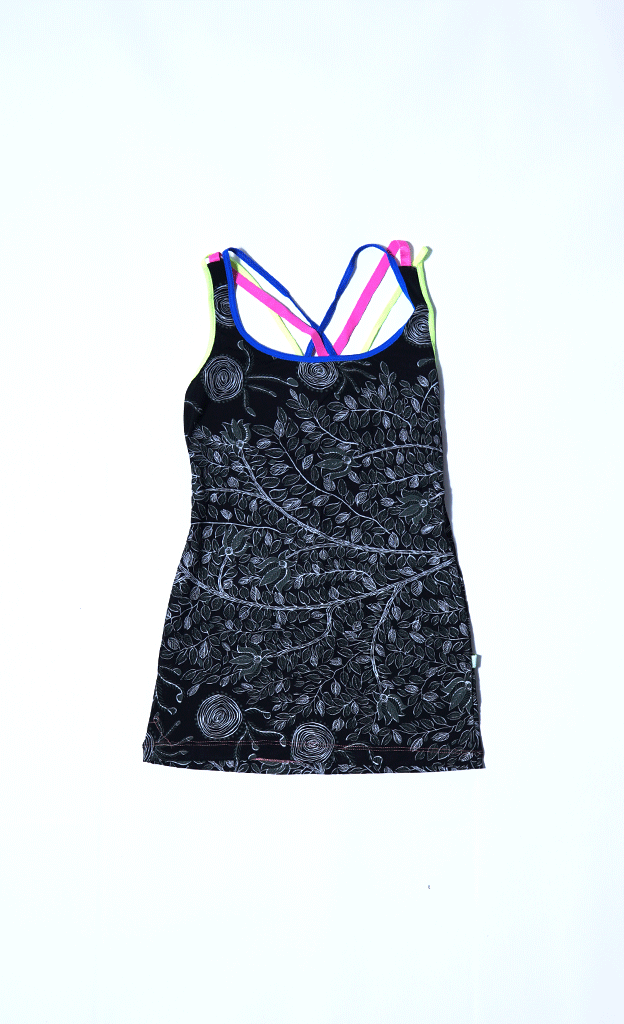 Yoga Crossed Tank