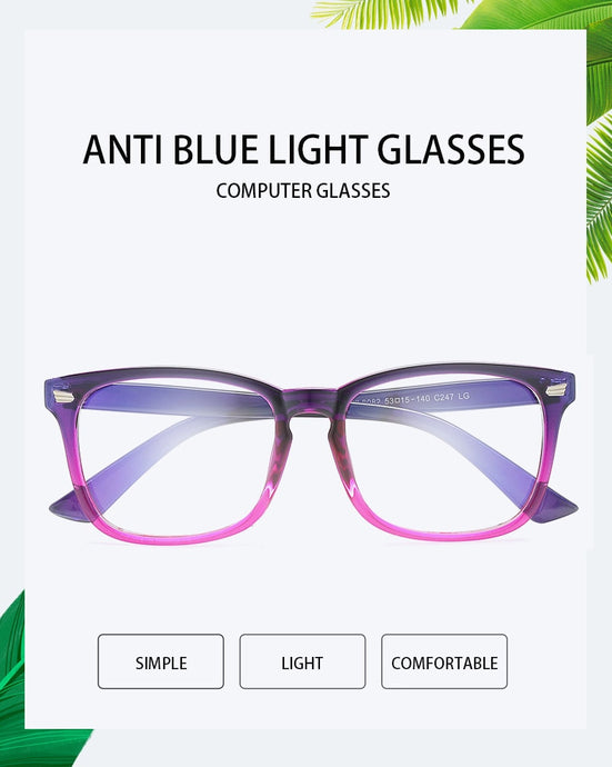 Anti Blue Light Stylish Glasses For Men and Women