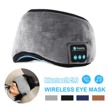 Load image into Gallery viewer, Good Quality Bluetooth SleepWell Eyemask