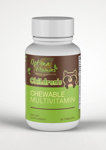 Chewable Multivitamin for Kids