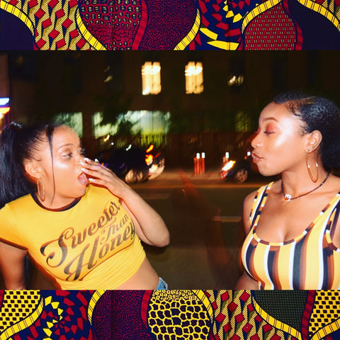 The Mink Link NYC has a blog for Black women to talk #REALTALK.