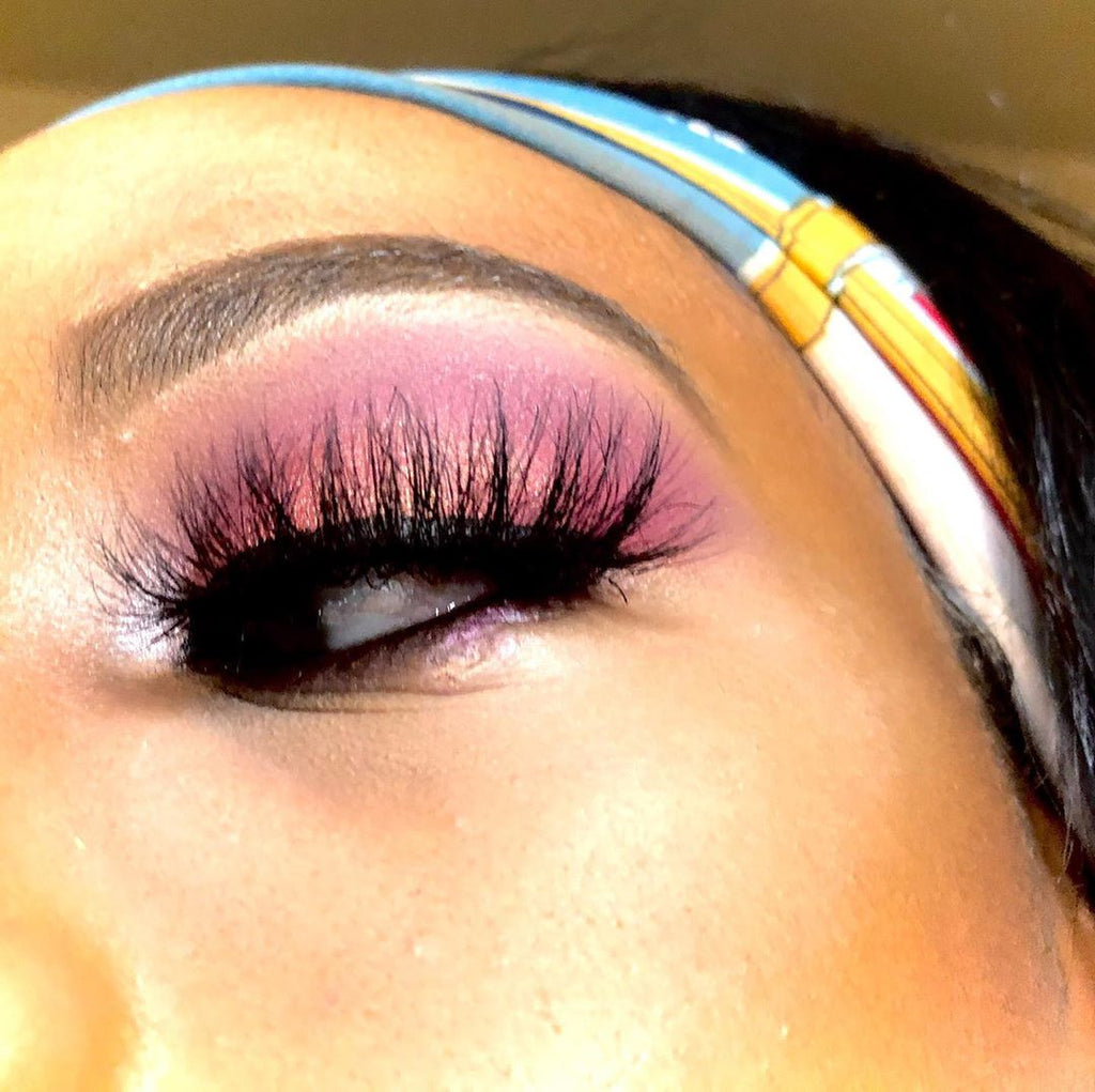 'KIMMY' - MINK LINK LASHES