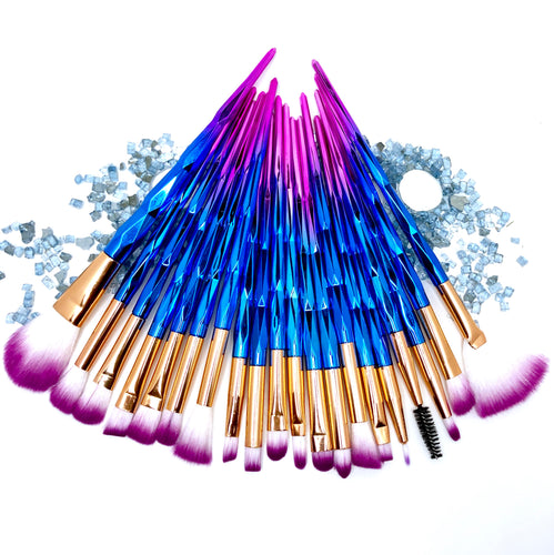 'LAGOS' 20 Piece Ultimate Brush Set