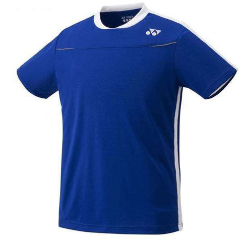 Yonex T-Shirt 10178 Game Blue-Men Apparel-Le Coin Badminton | Pickleball | Tennis