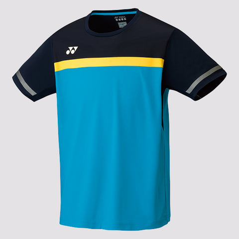 Yonex 10284 Men's Crew Neck Shirt MB-Men Apparel-Le Coin Badminton | Pickleball | Tennis