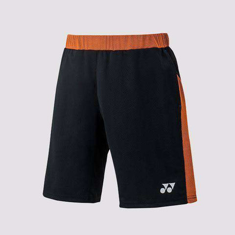 Yonex Short 15002 LCW Black-Men Apparel-Le Coin Badminton | Pickleball | Tennis