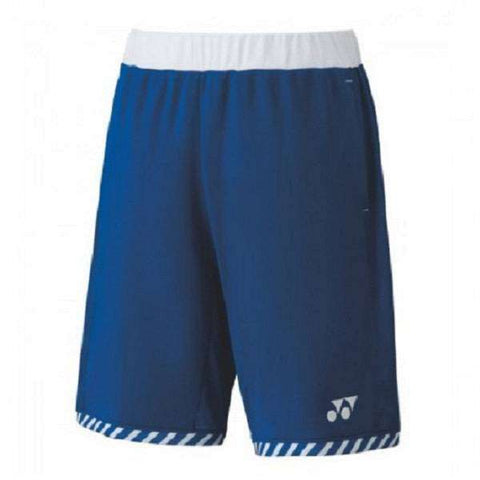Yonex Shorts - 15065 Blue-Men Apparel-Le Coin Badminton | Pickleball | Tennis