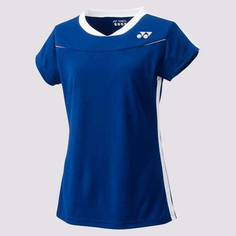 Yonex Shirt 20372 Blue-Women Apparel-Le Coin Badminton | Pickleball | Tennis