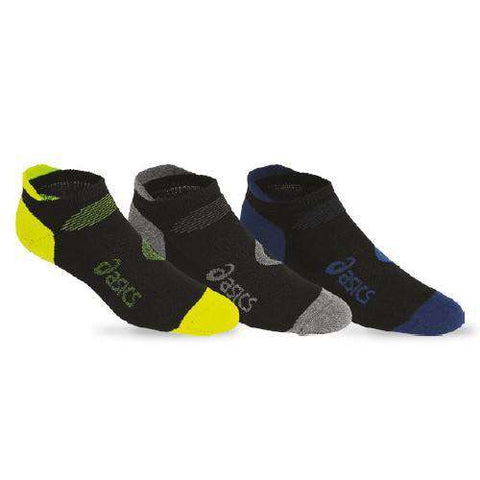Asics Assorted Socks ZK2450 Black-Men Apparel-Le Coin Badminton | Pickleball | Tennis