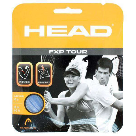 Head FXP Tour 16G-Tennis Strings-Le Coin Badminton | Pickleball | Tennis