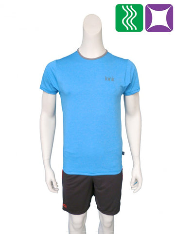 Ionik T-Shirt 4003KM-Men Apparel-Le Coin Badminton | Pickleball | Tennis