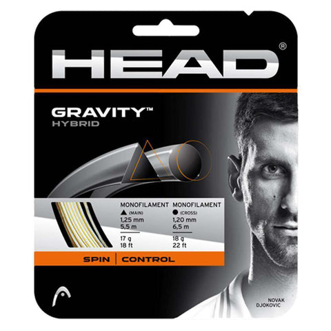 Head Gravity-Tennis Strings-Le Coin Badminton | Pickleball | Tennis