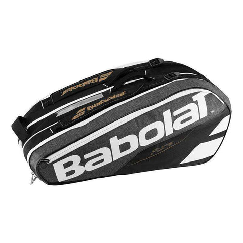 Babolat Pure Line RHx9 Grey-Bags-Le Coin Badminton | Pickleball | Tennis