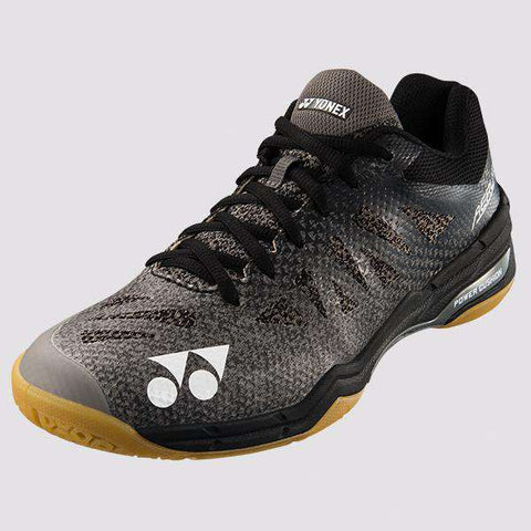 Yonex Power Cushion Aerus 3R Black-Indoor Shoes-Le Coin Badminton | Pickleball | Tennis