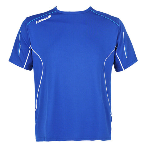 Babolat T-shirt Match Core-Men Apparel-Le Coin Badminton | Pickleball | Tennis