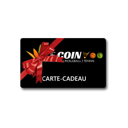 Gift Card-Gift Card-Le Coin Badminton | Pickleball | Tennis