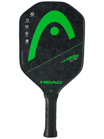 Head Extreme Lite Black/Green-Pickleball Racquets-Le Coin Badminton | Pickleball | Tennis