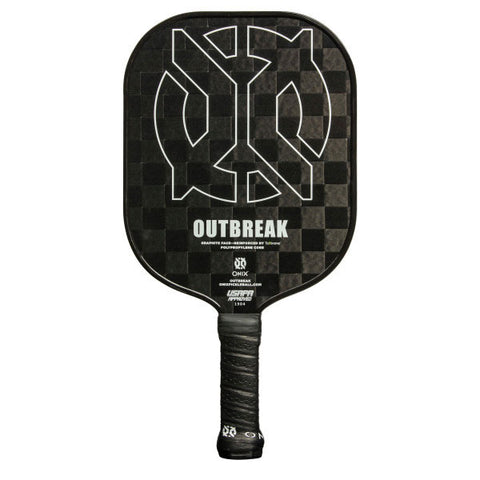 Onix Outbreak Black-Pickleball Racquets-Le Coin Badminton | Pickleball | Tennis