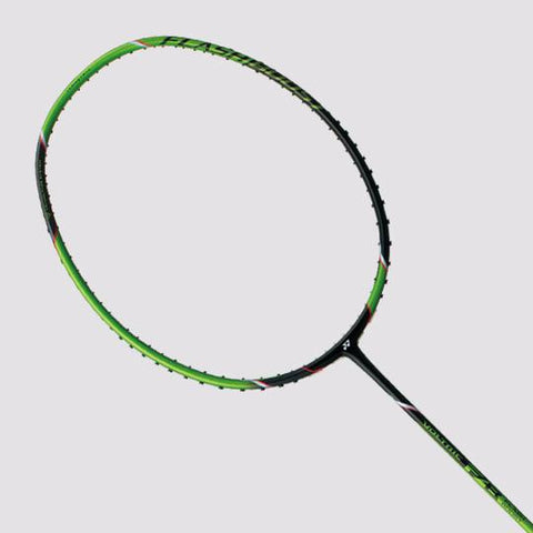 Yonex Voltric Flash Boost (Black/Green)-Badminton Racquets-Le Coin Badminton | Pickleball | Tennis