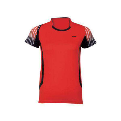 Li-Ning Kid T-Shirt AAYJ146-2-Kids Apparel-Le Coin Badminton | Pickleball | Tennis