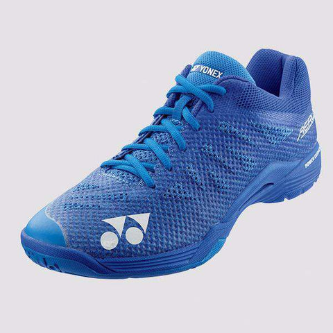 Yonex Power Cushion Aerus 3 M Blue-Indoor Shoes-Le Coin Badminton | Pickleball | Tennis