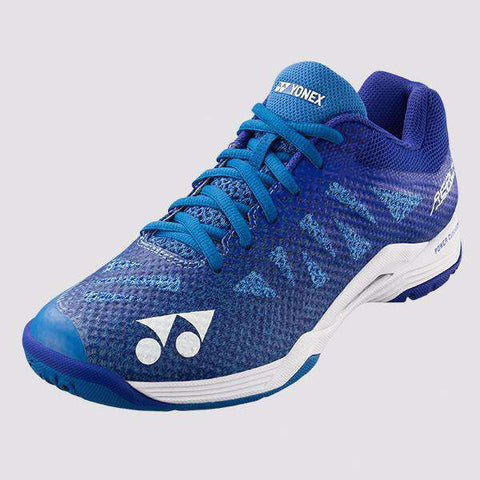 Yonex Power Cushion Aerus 3 L Blue-Indoor Shoes-Le Coin Badminton | Pickleball | Tennis