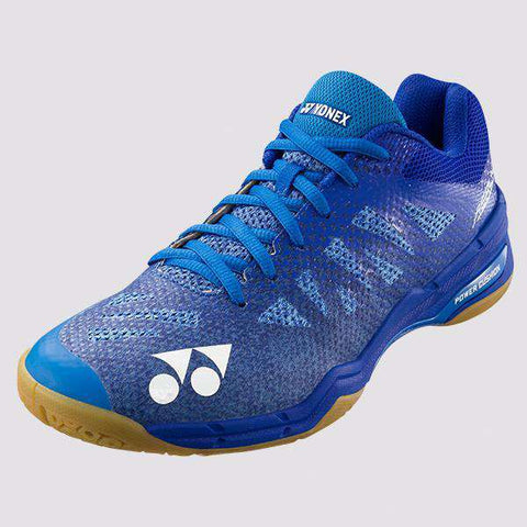 Yonex Power Cushion Aerus 3R M Blue-Indoor Shoes-Le Coin Badminton | Pickleball | Tennis