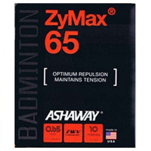 Ashaway ZyMax 65-Badminton Strings-Le Coin Badminton | Pickleball | Tennis