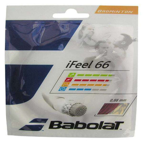 Babolat iFeel 0.66-Badminton Strings-Le Coin Badminton | Pickleball | Tennis