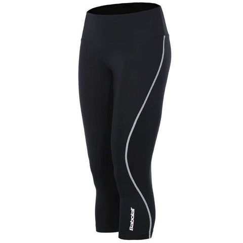 Babolat Legging Tr Basic Women Black-Women Apparel-Le Coin Badminton | Pickleball | Tennis