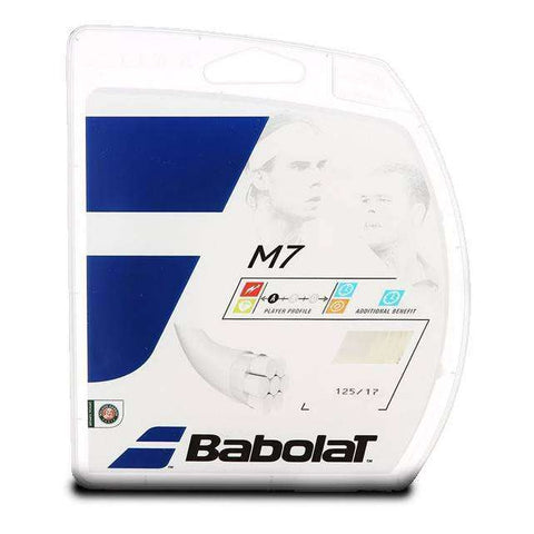 Babolat M7 125/17-Tennis Strings-Le Coin Badminton | Pickleball | Tennis