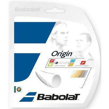 Babolat Origin 130/16-Tennis Strings-Le Coin Badminton | Pickleball | Tennis