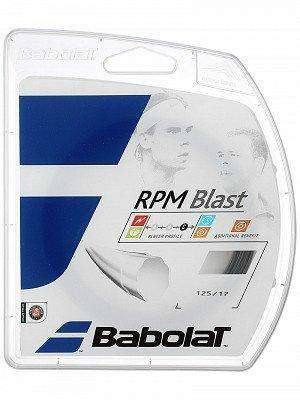 Babolat RPM Blast 125/17-Tennis Strings-Le Coin Badminton | Pickleball | Tennis