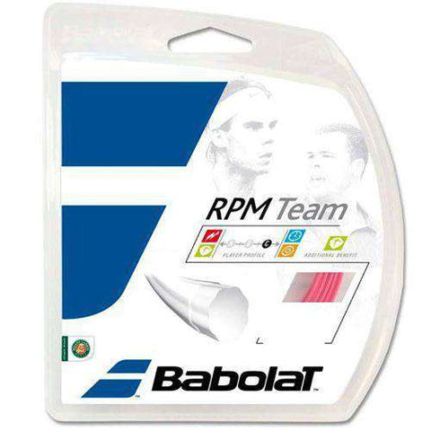 Babolat RPM Team-Tennis Strings-Le Coin Badminton | Pickleball | Tennis