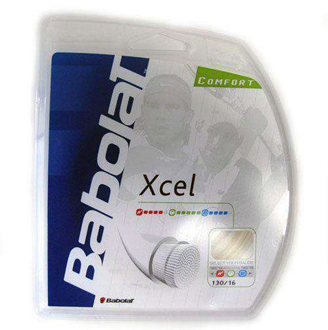 Babolat Xcel 130/16-Tennis Strings-Le Coin Badminton | Pickleball | Tennis