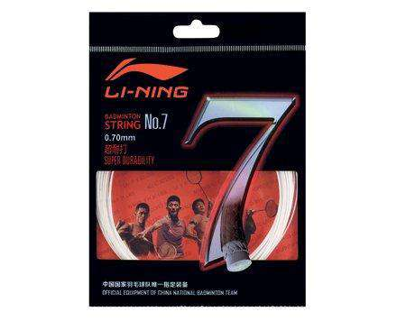 Li-Ning No 7-Badminton Strings-Le Coin Badminton | Pickleball | Tennis