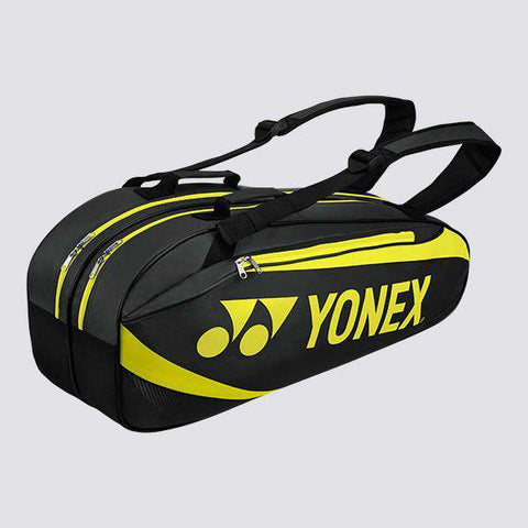 Yonex ACTIVE BAG 8926 Bk/Yellow-Bags-Le Coin Badminton | Pickleball | Tennis