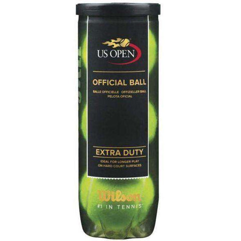 Wilson US Open Extra Duty Tennis Balls-Tennis Balls-Le Coin Badminton | Pickleball | Tennis