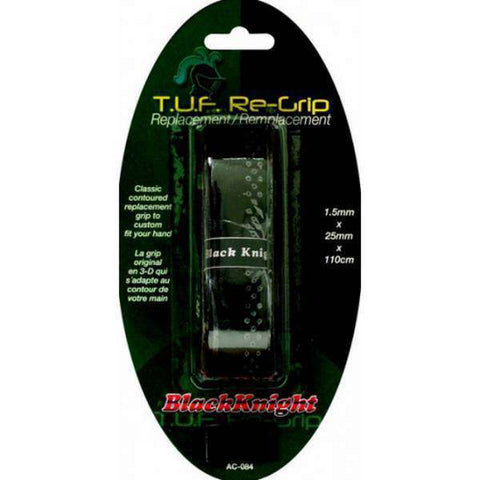 Chevalier noir TUF Re-Grip-Grips-Le Coin Badminton | Pickleball | Tennis