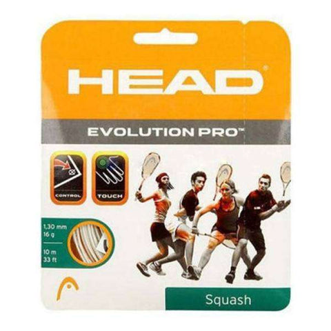 Head Evolution Pro 16-Squash Strings-Le Coin Badminton | Pickleball | Tennis