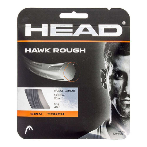 Head Hawk Rough 17-Tennis Strings-Le Coin Badminton | Pickleball | Tennis