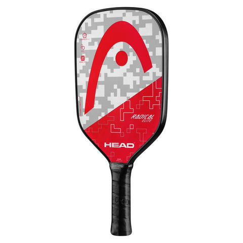 Head Radical Elite Red-Pickleball Racquets-Le Coin Badminton | Pickleball | Tennis