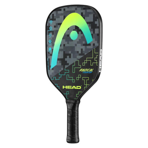 Head Radical Tour GR Yellow-Pickleball Racquets-Le Coin Badminton | Pickleball | Tennis